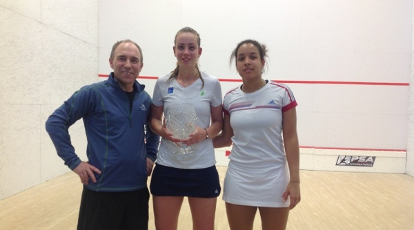 The Montreal finalists with Yvon Provencal