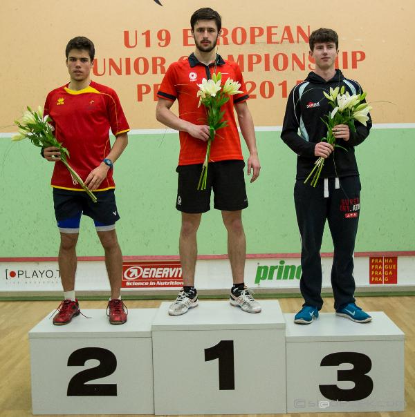 George Parker triumphs after a marathon final