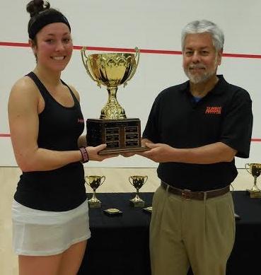 Amanda Sobhy wins the Texas Open