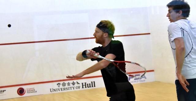 Tom Richards overcomes Lucas Serme
