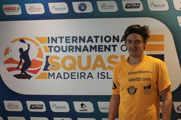 Madeira champion Jan Koukal