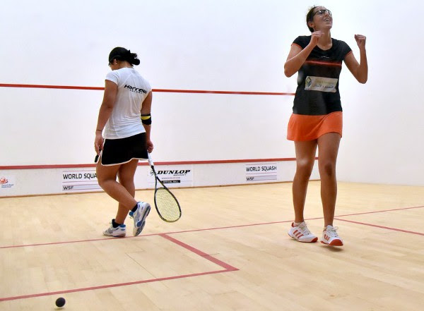 Habiba clinches an astonishing fightback in the fifth