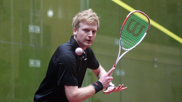 Tom Richards meets Ramy Ashour in the first round in San Francisco