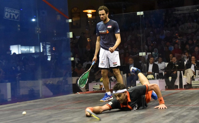 El Gouna was another classic between Ramy Ashour and Mohamed Elshorbagy