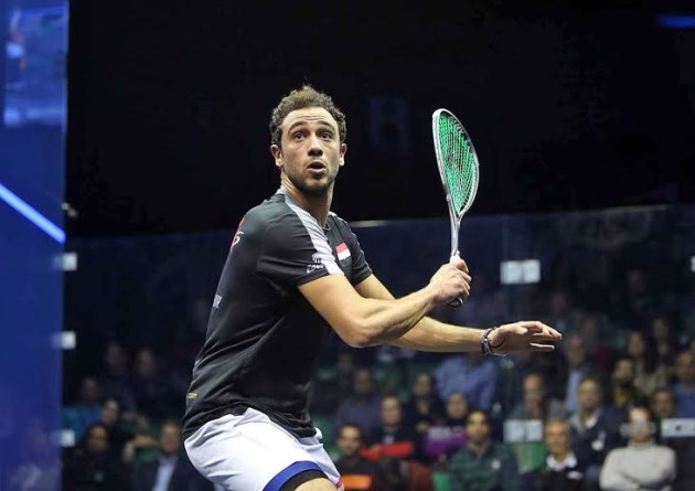 Ramy Ashour is in top form this week