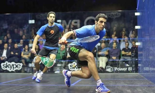 Omar Mosaad overcomes fellow Egyptian Tarek Momen
