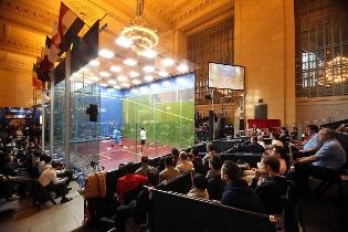 Grand Central: what a venue!
