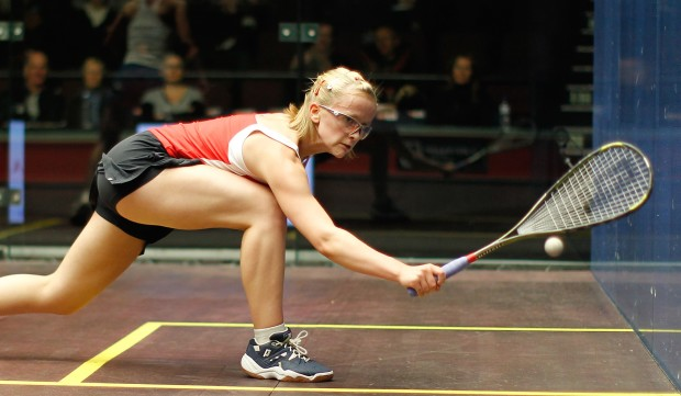 Emily Whitlock's first title of 2016