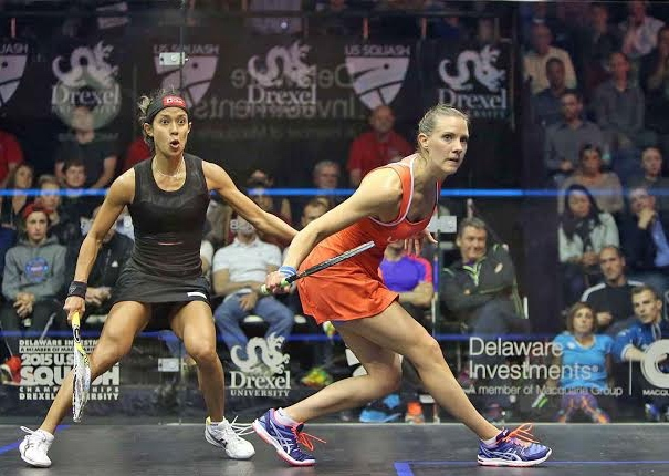 Laura Massaro will be top seed in Nicol David's home country of Malaysia