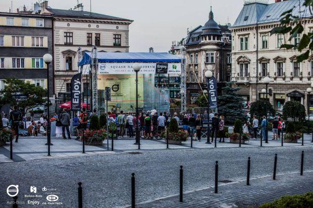 How the court will look in Bielsko-Biala