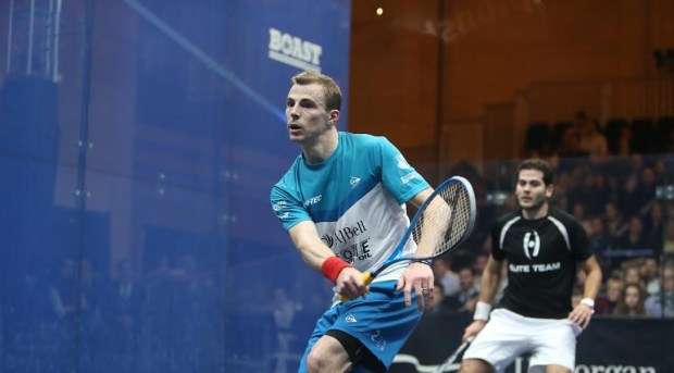 Nick Matthew is looking forward to playing in Manchester in December