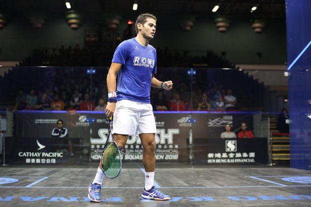 Karim Abdel Gawad reaches the semi-finals in Shanghai