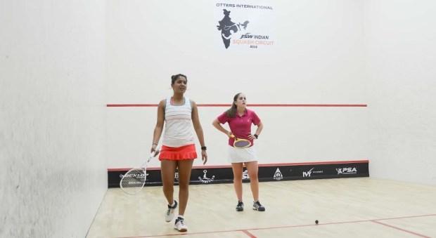 Tesni Evans and Dipika Palatal wait for a big decision