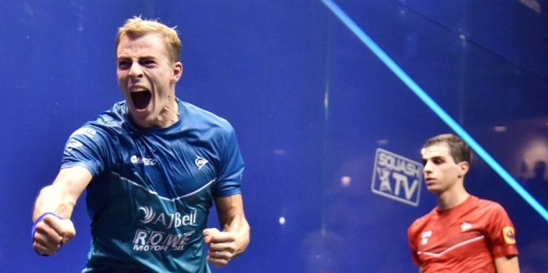 Nick Matthew is delighted to reach the US Open semi-finals