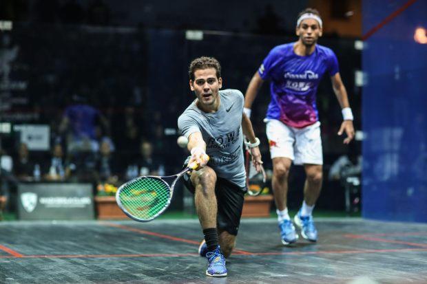 Karim Abdel Gawad beats Mohamed Elshorbagy in Cairo