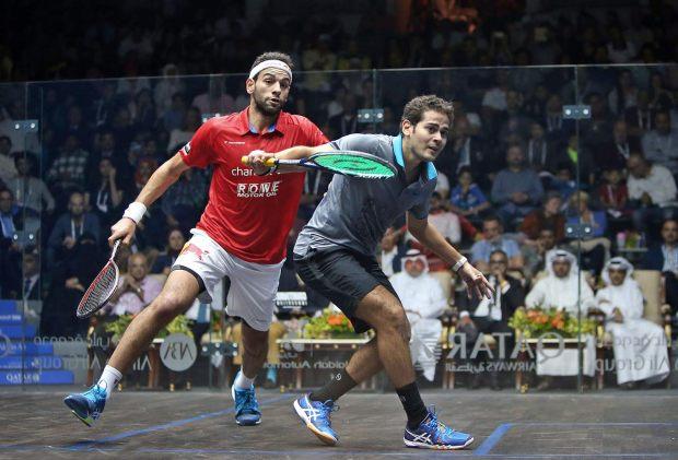 Karim Abdel Gawad gains another victory over Mohamed ElShorbagy