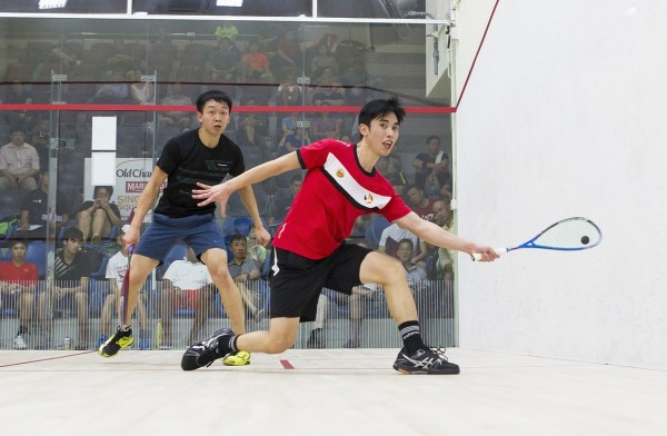 Tang Ming Hong outsmarts James Huang in their fiery encounter
