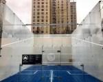 Public squash court 1