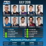 PSA M July18