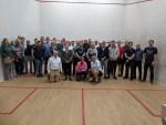 John Batty Tournament group