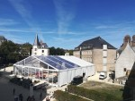 Chateau venue takes shape