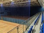 Uni Warwick sports hall 2