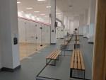 Uni Warwick squash courts