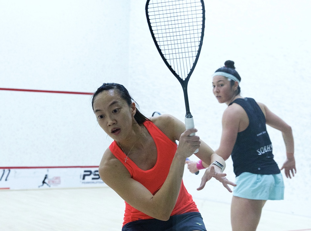 Heights and Lows of squash as Wee Wern sinks Sobhy in Weymuller battle - Squash reporting and analysis from the front line