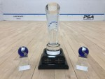 Gaynor Cup trophy's 2020