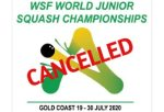 World Jnrs Cancel