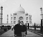 34. Jean and Anil at Taj Mahal – Copy