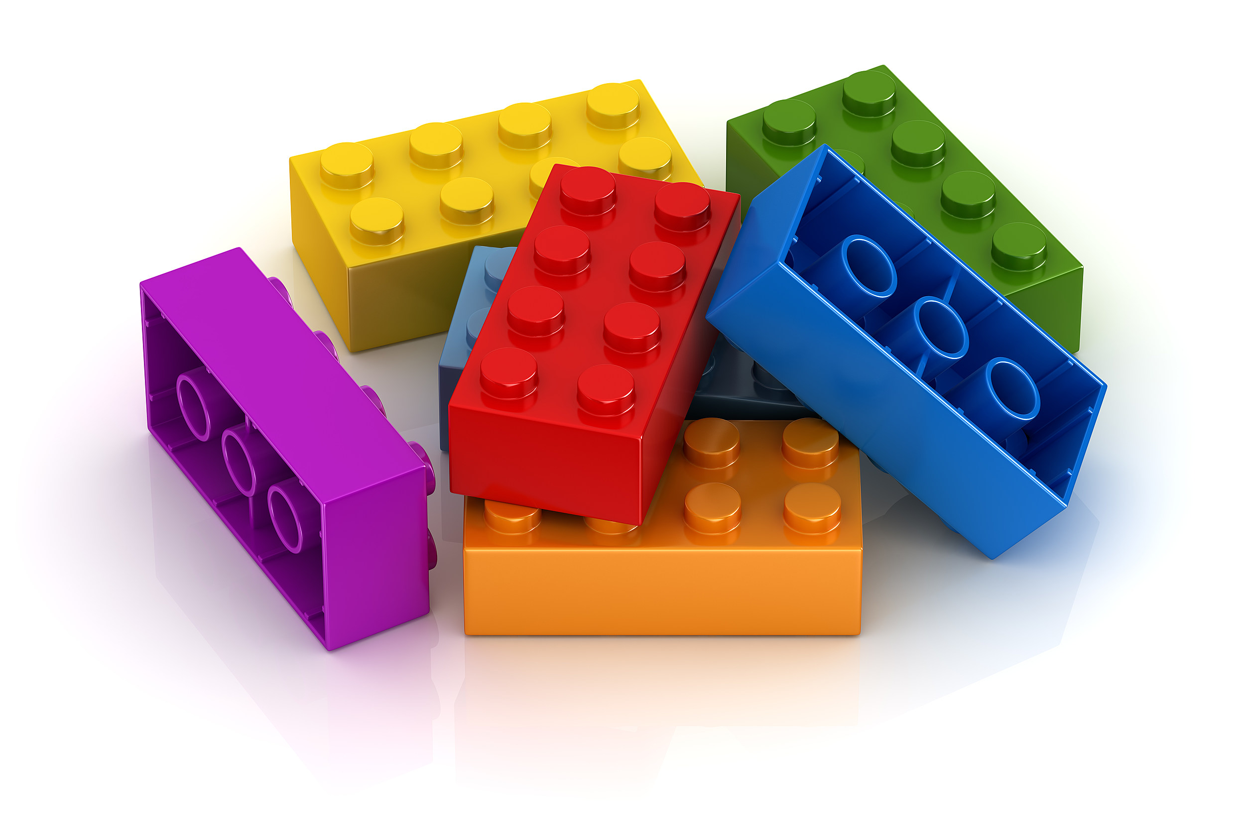 LEGO Night At The West Duluth Library