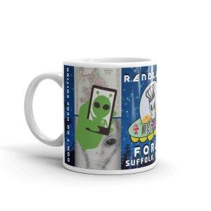 Alien Hot Spot Coffee Mugs