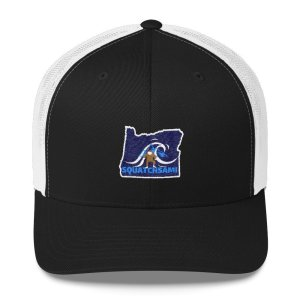 Sasquatch Oregon Hat
