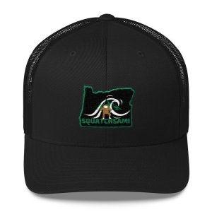 Oregon Bigfoot Hat