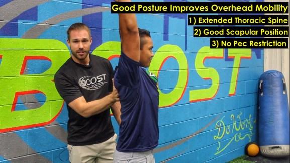 Good Posutre