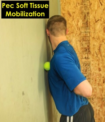 Pec Tissue Mobilization