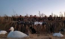 Spring Snow Goose Hunts - Squaw Creek Refuge - 855-473-2875