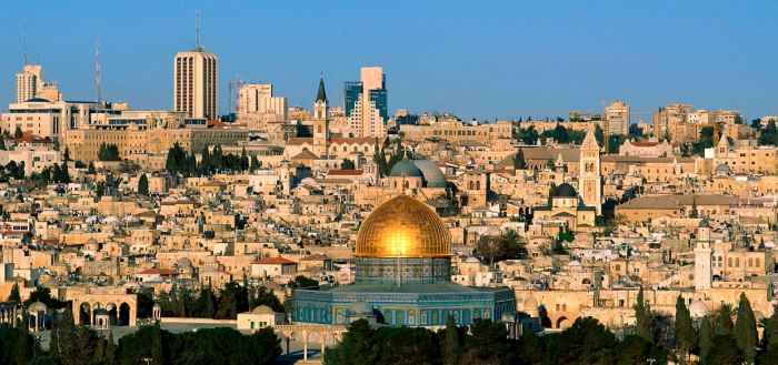 Jerusalem i Israel