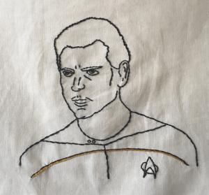 hand_embroidered_portrait_lt_logan_enginner_star_trek_next_generation