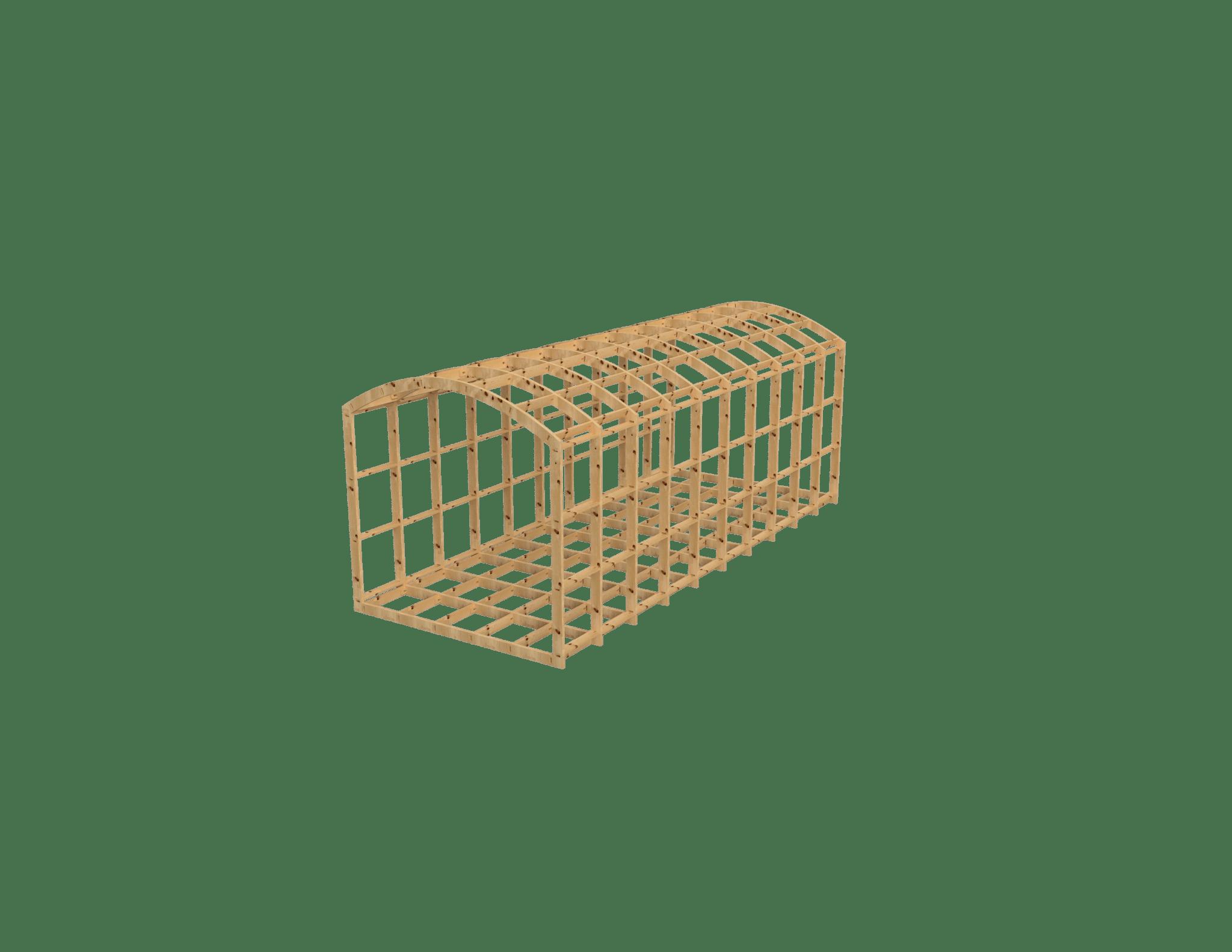 Shepherds hut frame kit