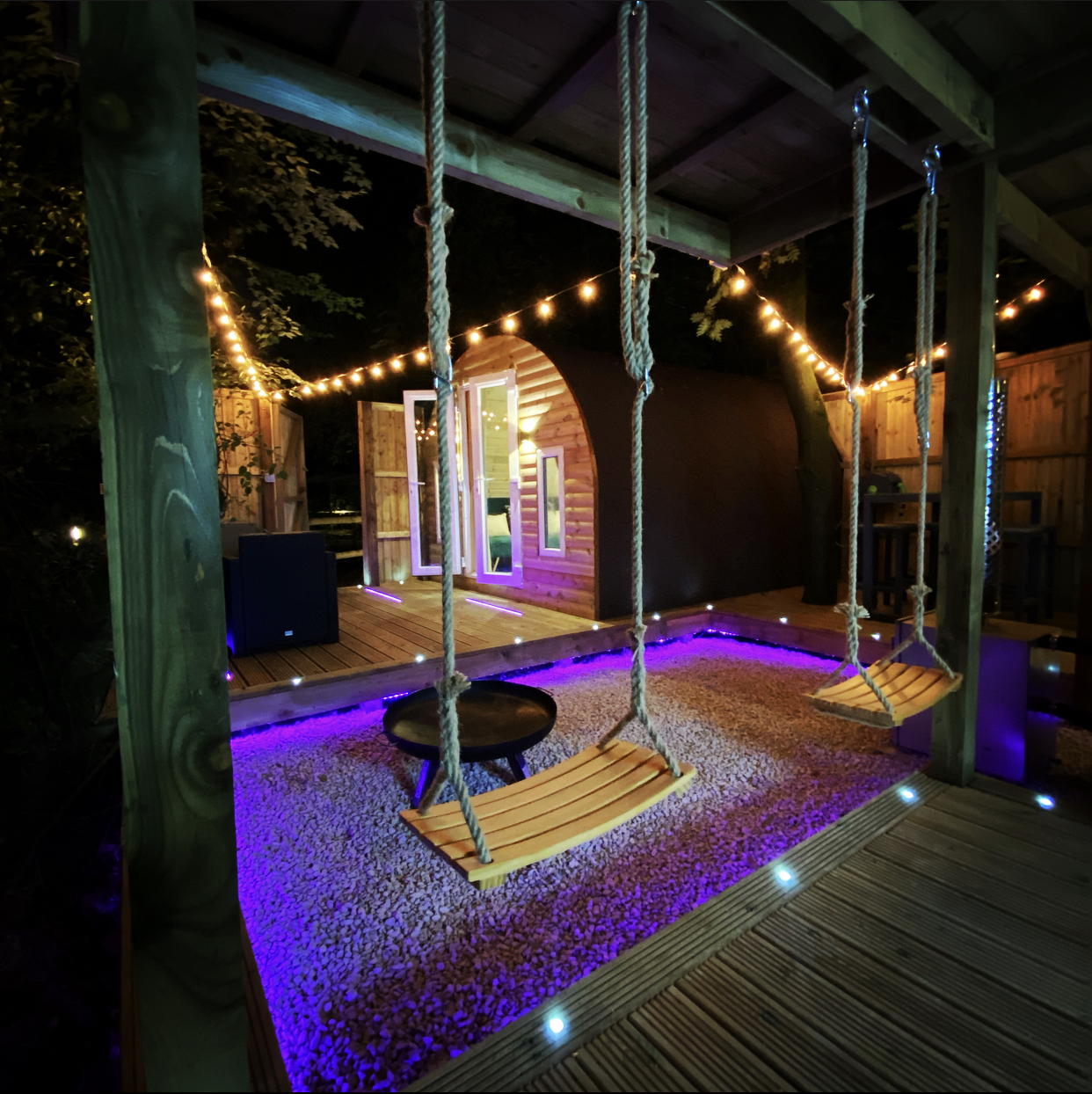 Read more about the article The secret garden Glamping