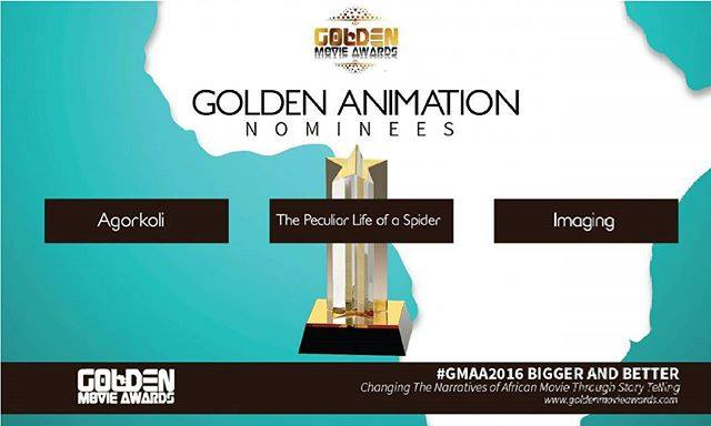 Celebrating Ghanaian Animation: the Golden Movie Awards