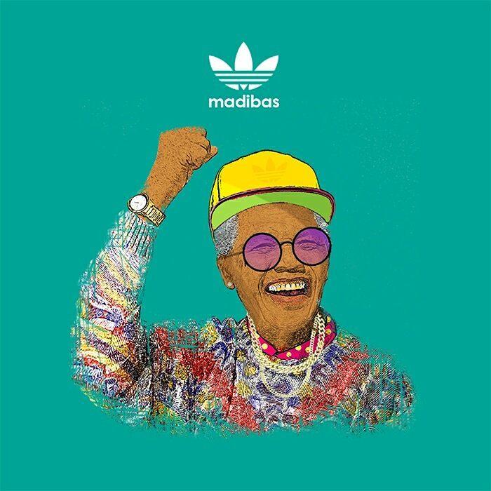 Madibas Madiba Originals by David