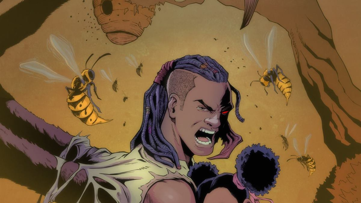 For Us By Us: Greg Anderson-Elysee On Creating Is'nana The Were-Spider And African Comics