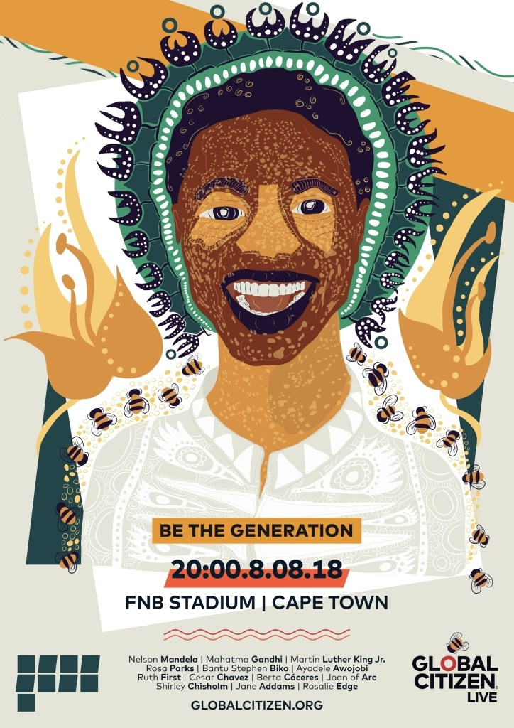 Be the Generation Global Citizen submission by @malkoppi