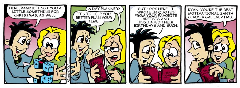 Dayplanner Gift