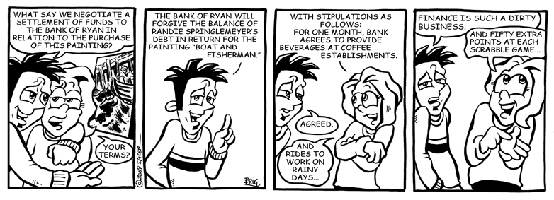 Bank Of Ryan Negotiations
