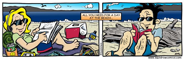 His Her Beach