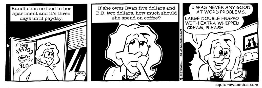 Coffee Food Payback